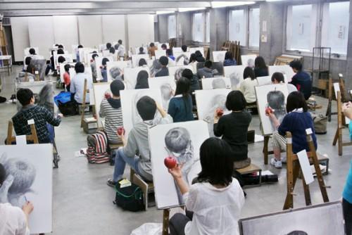 15春高校生デッサン3